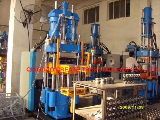 German Desma Technology Fifo Type Rubber Injection Moulding Machine  (CE/SGS/ISO9001)
