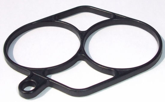 China High Pressure Rubber Damping Washer / Flat Gasket in Seal Ring ...