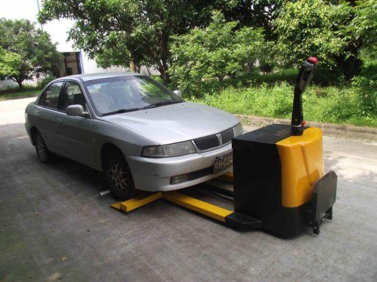 Plant electronic vehicle equipment