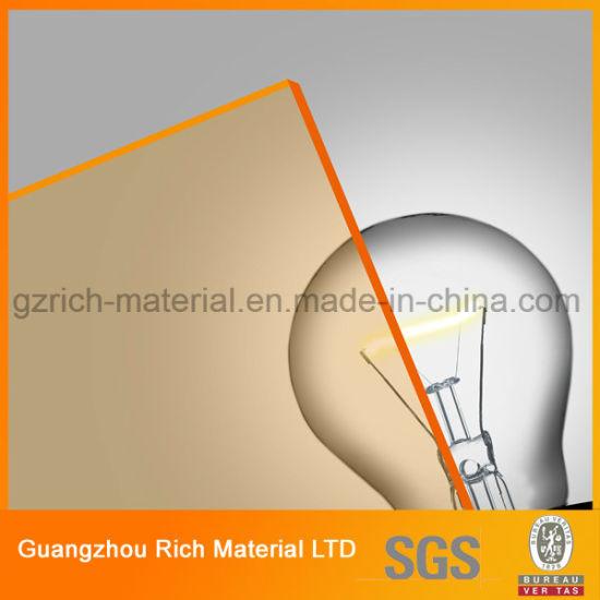 china transparent translucent color cast acrylic board pmma perspex