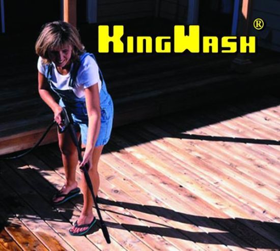 CE, Kingwash, Electric High Pressure Washer (QL-2100GB) pictures & photos