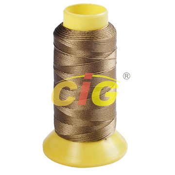 High Tencity Nylon Thread Polyester Sewing Thread pictures & photos