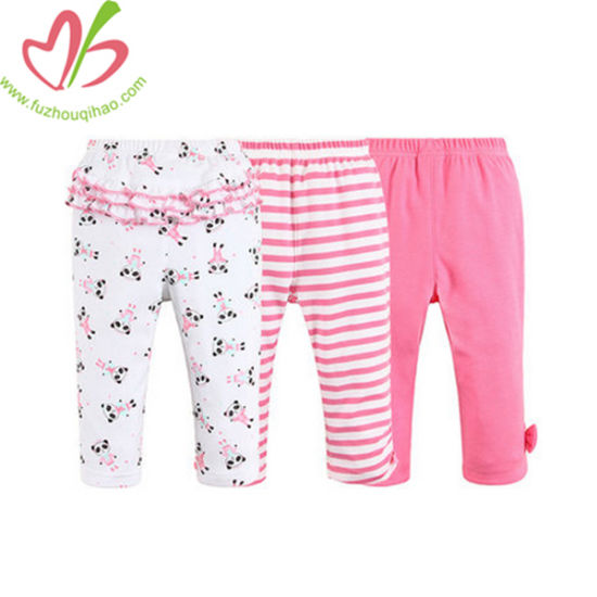 a847f69fe7 Soft Custom Printing Cotton Girl Trousers Sets for Pajamas - China Panties