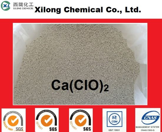 Calcium Hypochlorite for Water Treatment, Swimming Pool, Industry, Mining pictures & photos