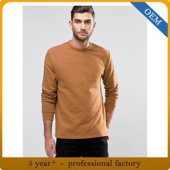 Wholesale High Quality Mens Crewneck Sweatshirts