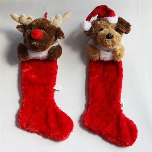 OEM Design Cotton Christmas Stockings pictures & photos