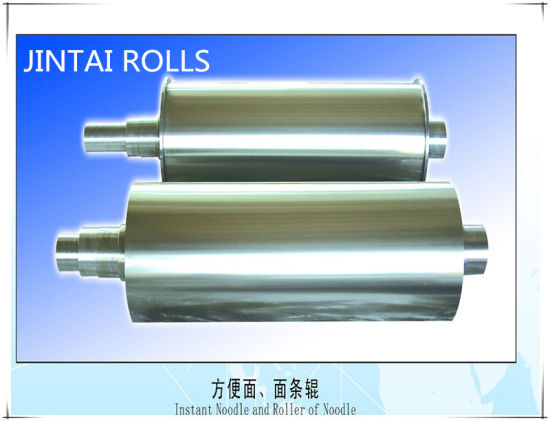Special Grade Alloy Grinding Roller for Hydraulic Three-Roller Grinder Machine pictures & photos