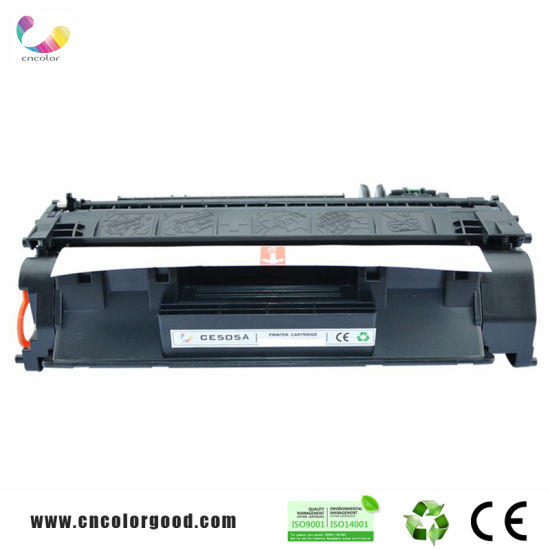 100% Original Laser Toner Cartridge for HP Ce505A/05A for HP Printer pictures & photos