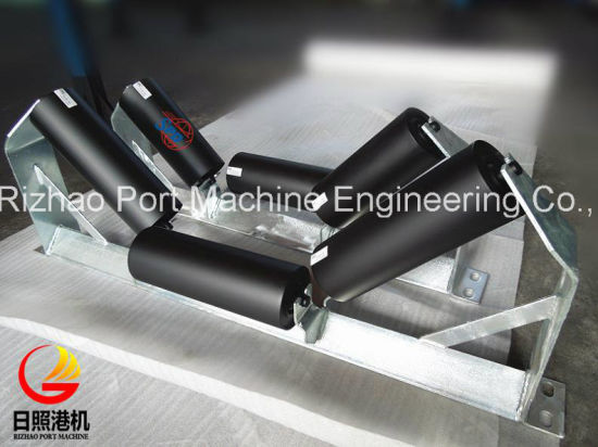 SPD Mine Conveyor Idler, Steel Roller, Carrier Roller, Conveyor Roller pictures & photos