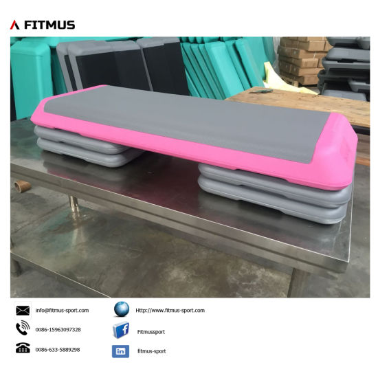 Aerobic Step Up Boxes: China Gym Fitness Aerobic Step Box For Sale