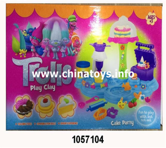 Hot Sale DIY Magic Model Clay Plasticine Set (1057101) pictures & photos