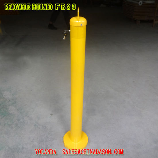 Metal Removable Bollard Fb29 pictures & photos