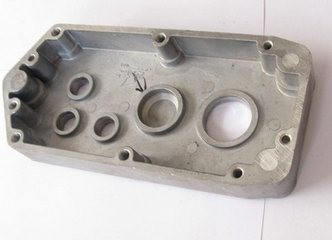 Aluminum Die Castings with CNC Lathe Parts for Complex Structure pictures & photos