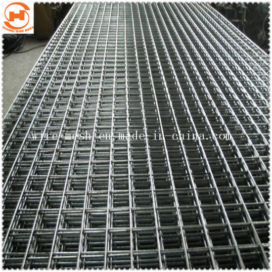 Welded Wire Mesh Fence for Building Used
