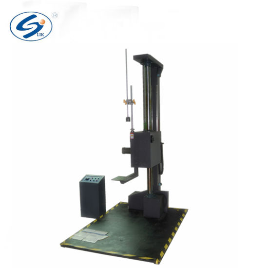 ISO Automatic Single Column Package Drop Impact Test Instrument
