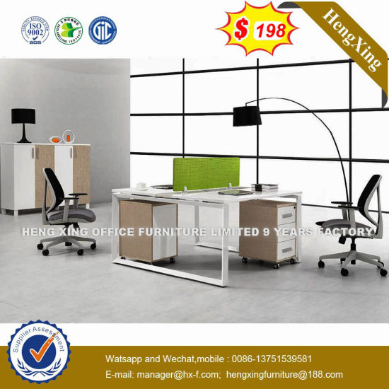 Good Price Waiting Area Organize Office Desk (HX-5DE528) pictures & photos