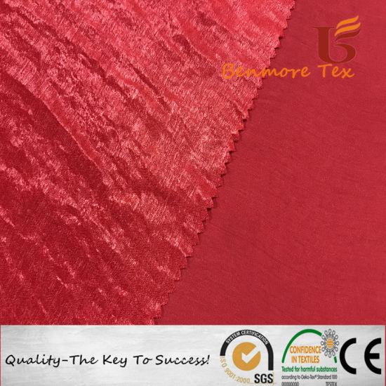 Soft Handfeel Silk Like Polyester Chiffon Fabric for Women Dress