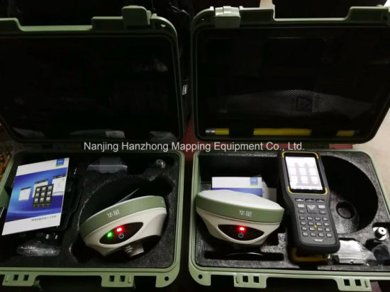 Surveying Instrument Hi-Target GPS Receiver Huaxing A12 Gnss Rtk System