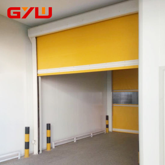 China Auto Roll Up Interior Doors   China Roll Up Doors ...