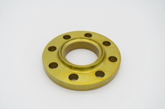 Forged So Flanges with Steel