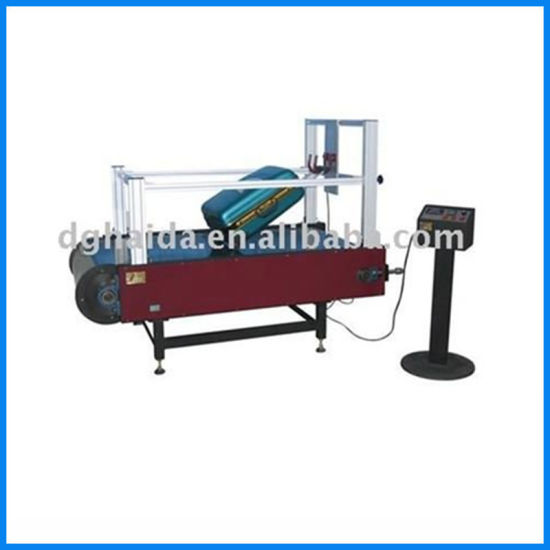 Luggage Case Walking Bump Resistance Test Instrument/Lab Abrasion Test Machine pictures & photos
