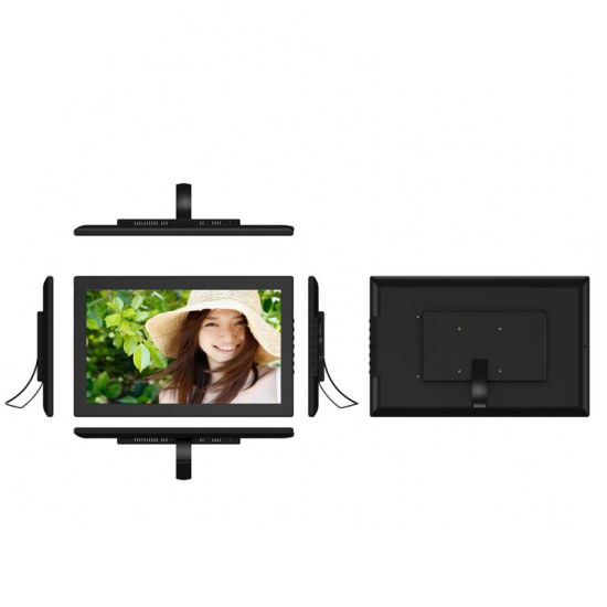Touch Screen Wall Mounted Android LCD Screen Digital Signage Display pictures & photos