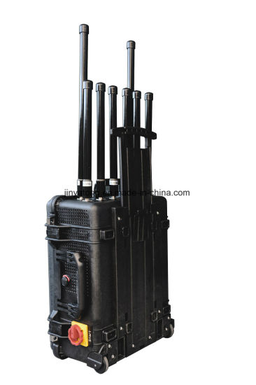 Pelican Suit Case 8 Channels GSM/CDMA/PCS/Dcs/3G/4G/GPS/WiFi Signal Jammer pictures & photos