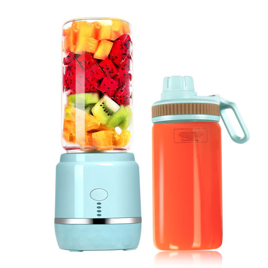 Smart Powerful Mini Juicer Cup, Portable Fruit Vegetable Juicer Blender, Smart Portable USB Rechargeable Mini Electric Fruit Smoothie Juicer pictures & photos