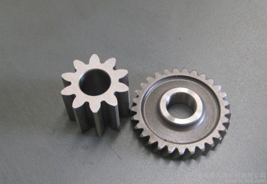 Customized Complete Size Powder Metallurgy Sintering Gear