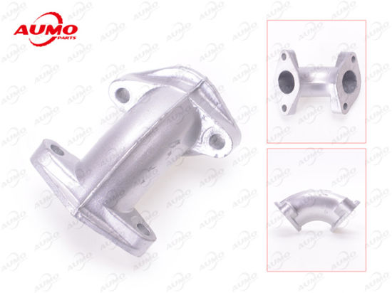 Intake Pipe for 110cc Motorcycle Engine Parts pictures & photos