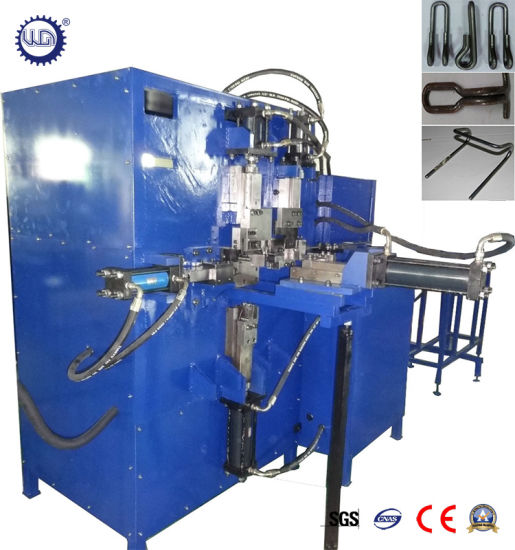 Hydraulic Metal Wire Bending Machine (print logo) pictures & photos