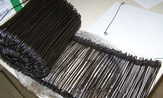 Galvanized Loop Tie Wire Galvanized Loop Tie Wire Ayw-005 pictures & photos
