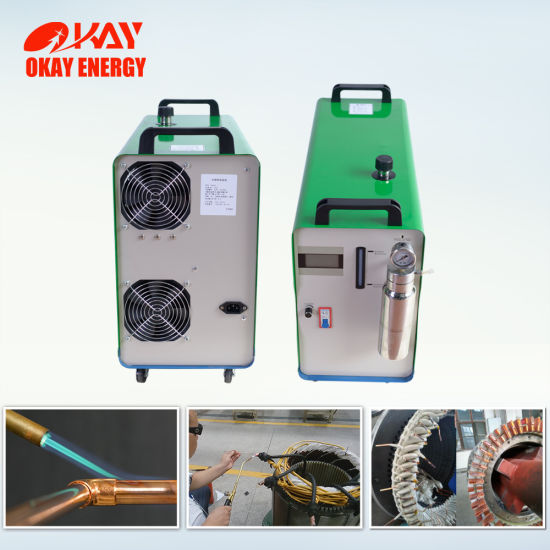 Portable Hydroxy Gas Hho Fuel Cell Power Water Hydrogen Generator pictures & photos
