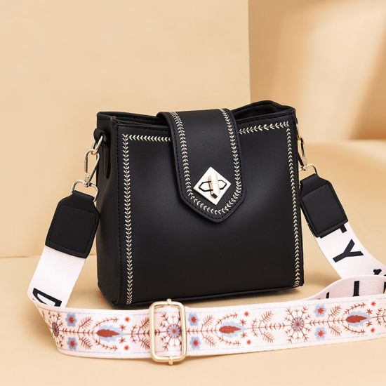 Btl10575 Ladies Leather Purses Handbags Women Shopping Tote Hand Bag