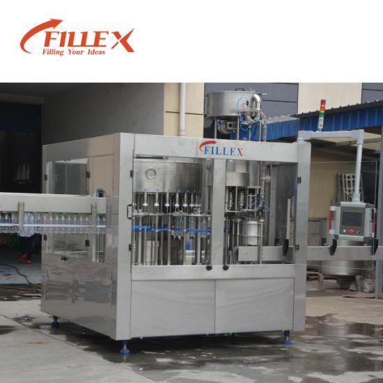 Full Automatic 3000bph Edible Oil Filling Machine