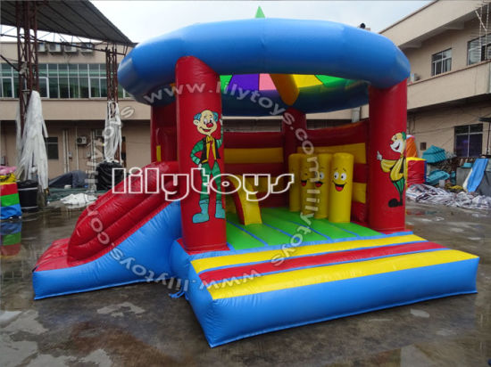 Colorful Inflatable Bouncers Used Commercial Bounce Houses pictures & photos