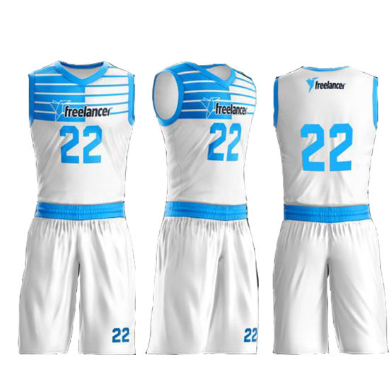 ce3ffd543 2018 Wholesales Blank Latest Best Sublimated Reversible Custom Basketball  Jerseys Design