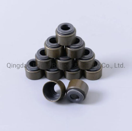 Express Delivery Valve Stem Oil Seals for Auto / Motorcycle Engine