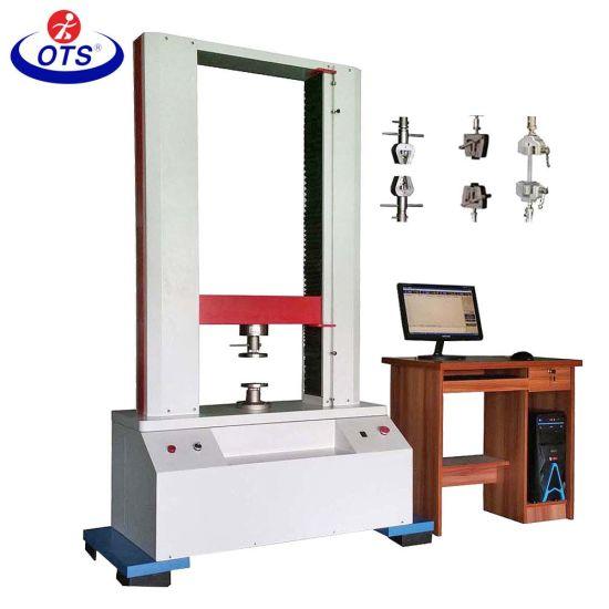 Double-Column Utm Servo Control Testing Equipment Universal Tensile Testing Machine
