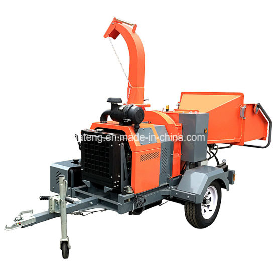 W  FC/P160 China Manufacture Wood Chipper From Mateng