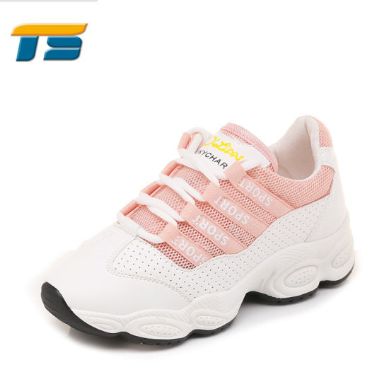 Popular Products Fashion Breathable Lady Casual Shoe