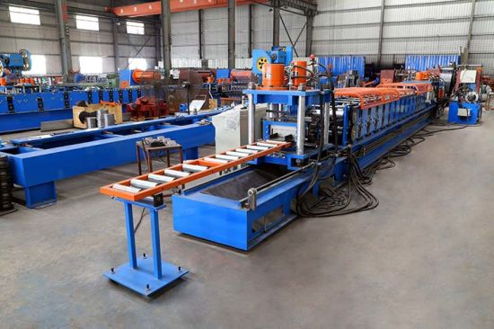 New Style 4mm Thickness C Purlin Roll Forming Machine
