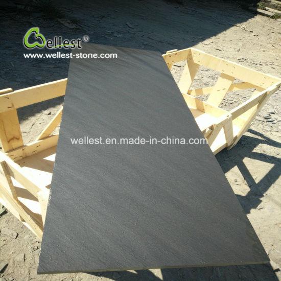 Awe Inspiring China Black Stone Non Water Honed Finish Fireplace Base Home Interior And Landscaping Synyenasavecom