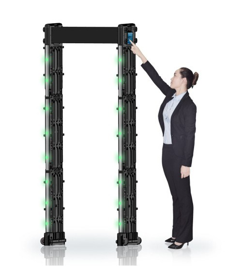 Anti Interference Full Body Metal Detectors / Walk Through Security Scanners pictures & photos
