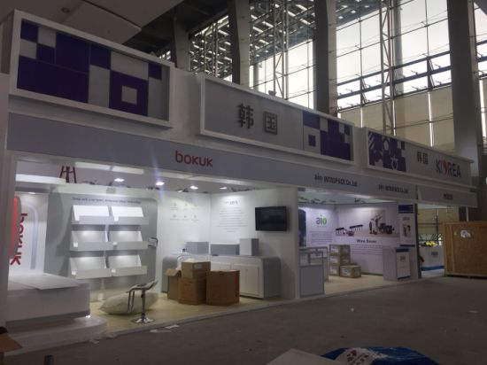 Exhibition Stand Design Build : China expo stand customer stand design build china