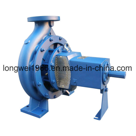 Horizontal Single Stage End Suction Centrifugal Water Pump (XA 200/40) pictures & photos