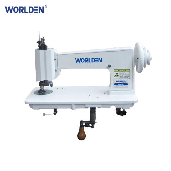Wd-10-1 Handle Operation Chain Stitch Embroidery Machine