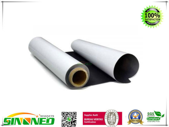 China Magnetic Sheet Roll For Crafts