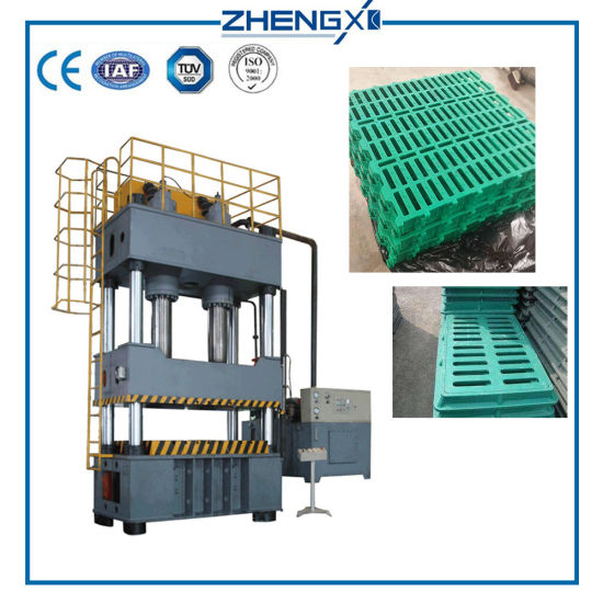 Manhole Cover Hydraulic Press Machine 315 Ton pictures & photos