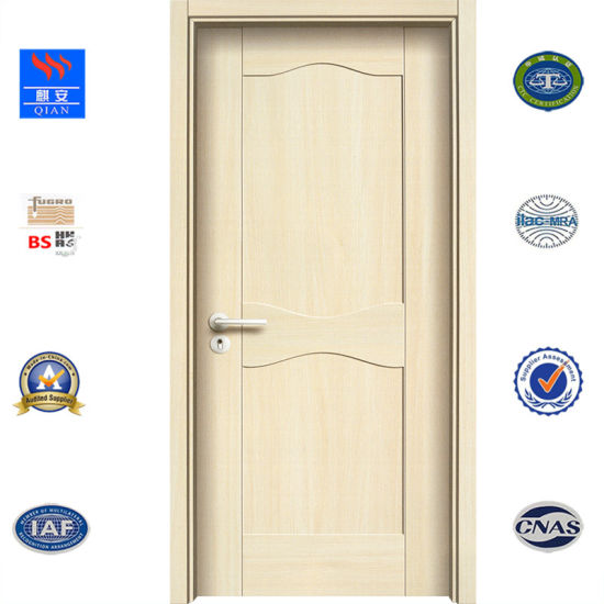 China Melamine Mdf Skin Modern Interior Room Wood Door In Cheap